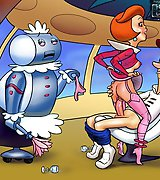 Jetsons cartoon sex