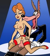 Famous toon sex