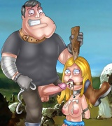 American Dad can be bossy and submissive. The adventures of kinky BDSM switch Stan Smith from American Dad