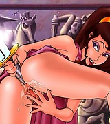 Hercules Disney xxx gallery