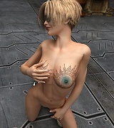 Cyber sex Fallout world - beautiful nude chicks