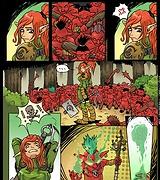 Fantasy porn with elf and trolls
