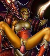 Monster fantasies - porn pics