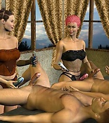 Adult 3D pics of BBW, BDSM and hot group sex