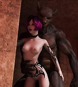 3D xxx fantasy erotic pictures
