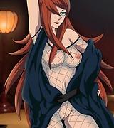Naruto Bleach porn girl pics