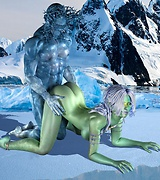 Sex dreams - blue ice babe fucked
