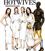 Covers of porn comic books big black cocks and full of burning desire white bitches