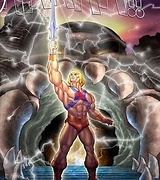 Masters of the Universe xxx