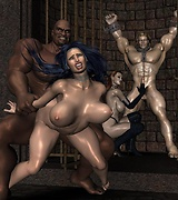 Brutal group forced sex with babes